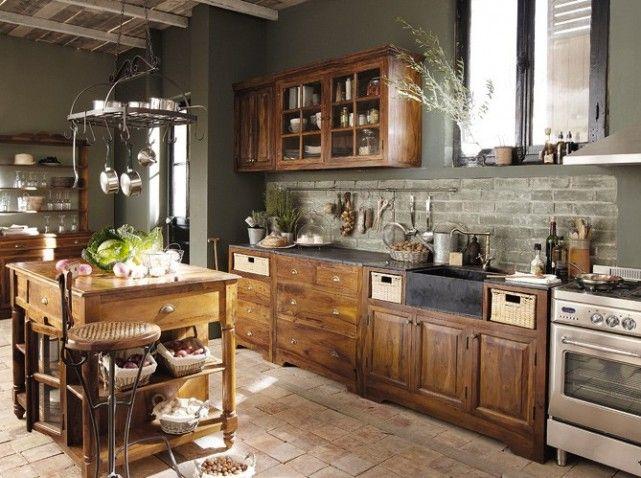 Idee deco cuisine de campagne - Tout sur la cuisine et le ...