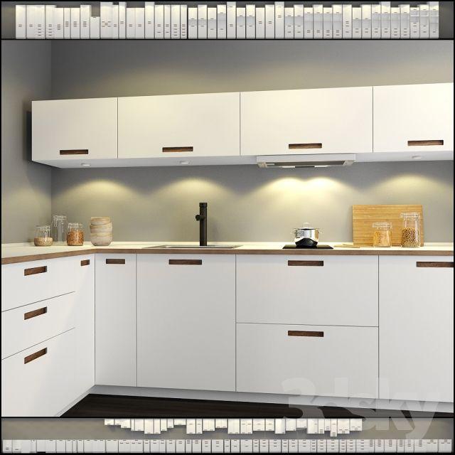 Ikea cuisine 3d chrome