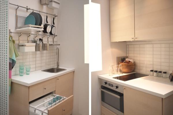 Idee deco cuisine petite surface - Tout sur la cuisine et le ...