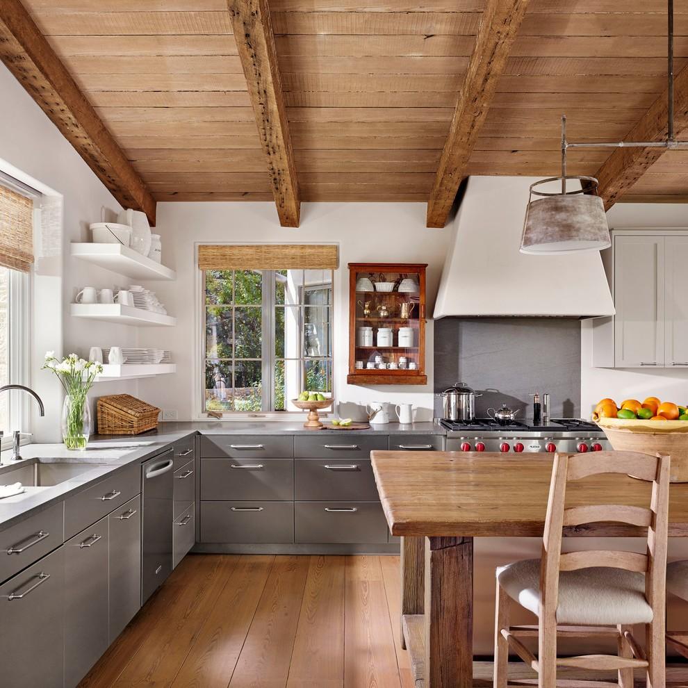 Modele cuisine de campagne - Tout sur la cuisine et le ...