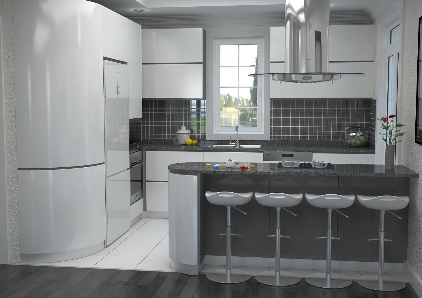 Mod le cuisine am ricaine am nag e tout sur la cuisine et le mobilier cuisine - Modele cuisine amenagee ...