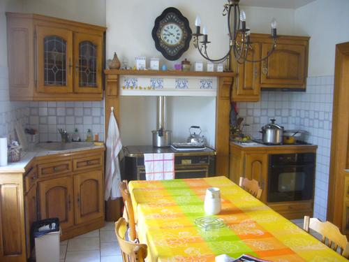 Peinture Pour Cuisine Rustique Tout Sur La Cuisine Et Le Mobilier