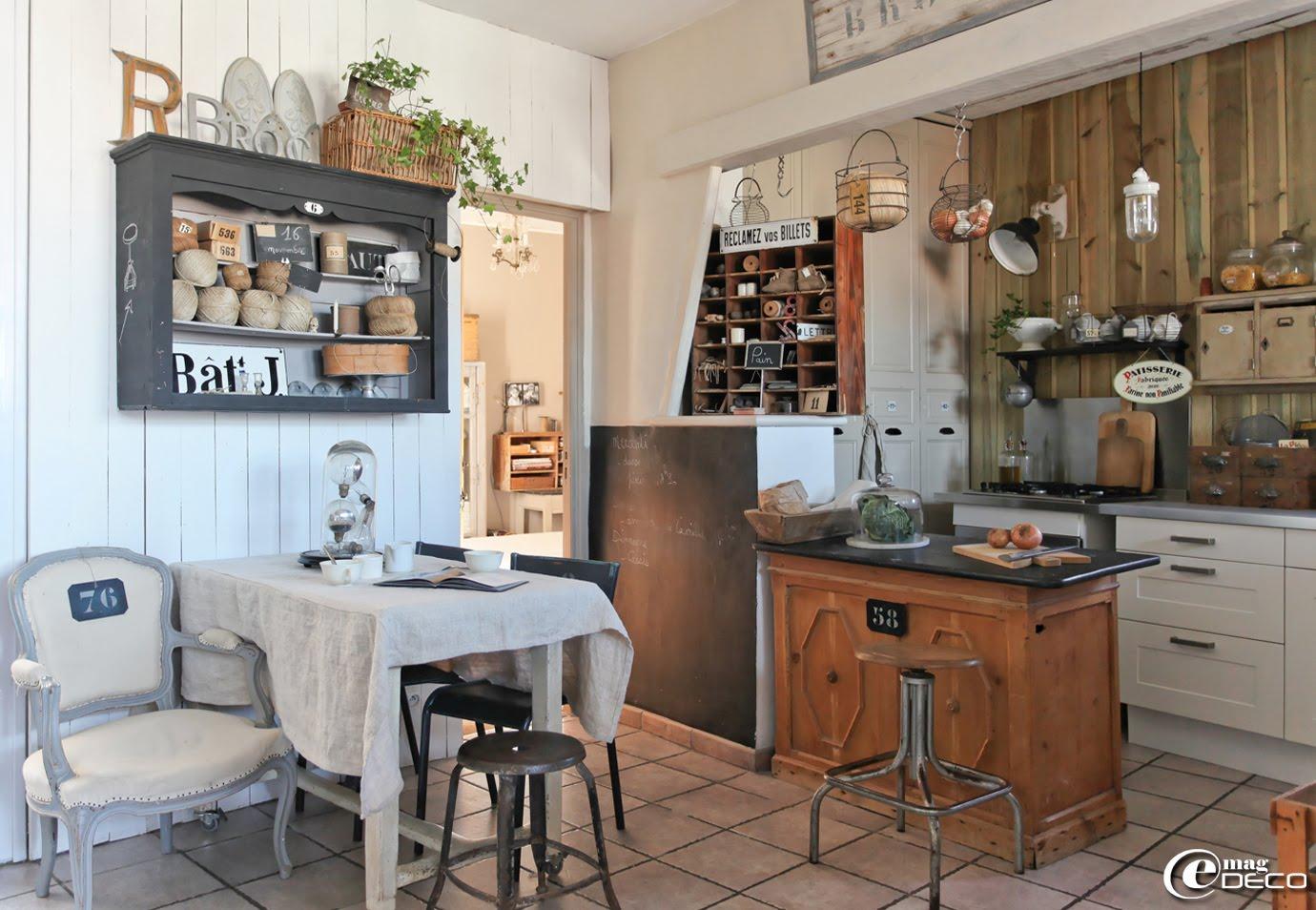 Deco petite cuisine ancienne - Tout sur la cuisine et le mobilier ...