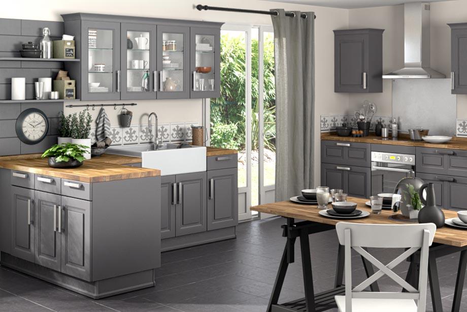 modele cuisine equipee lapeyre tout sur la cuisine et le mobilier cuisine. Black Bedroom Furniture Sets. Home Design Ideas