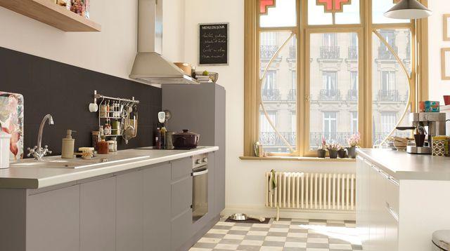Plan d amenagement petite cuisine tout sur la cuisine et - Plan amenagement cuisine 10m2 ...