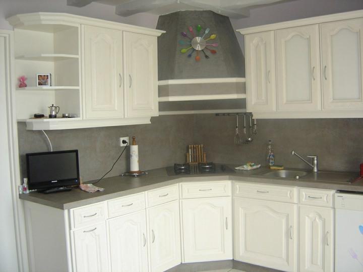 Modele de cuisine ancienne renovee - Tout sur la cuisine et le ...