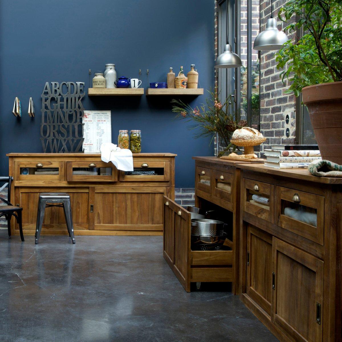 Couleur peinture cuisine actuelle tout sur la cuisine et le mobilier cuisine - Peinture sol cuisine ...