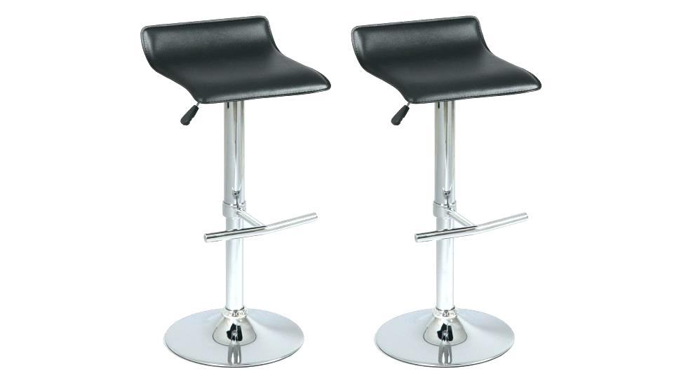 grande vente f1509 75f99 Chaise de bar cuir noir - Tout sur la cuisine et le mobilier ...