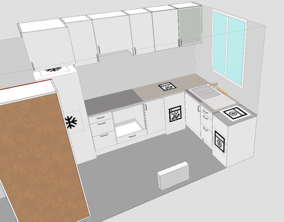 plan damnagement de petites cuisines tout sur la cuisine et le mobilier cuisine