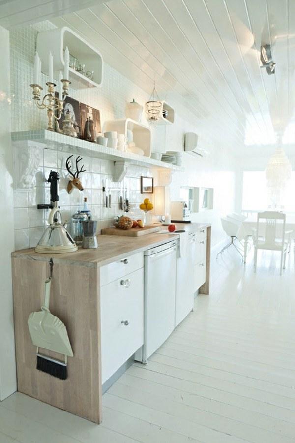 Meuble de cuisine nordique