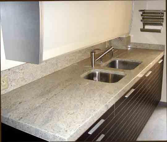 plan de cuisine en granite