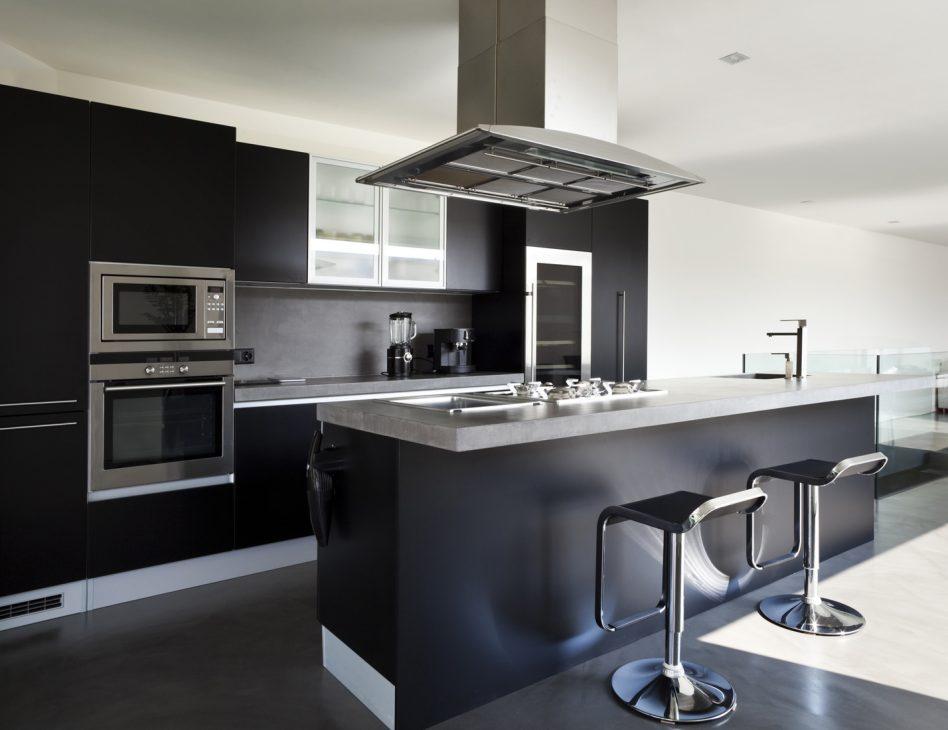 Modèle de cuisine contemporaine - Tout sur la cuisine et le mobilier ...