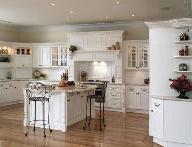 Modele cuisine style campagne - Tout sur la cuisine et le ...