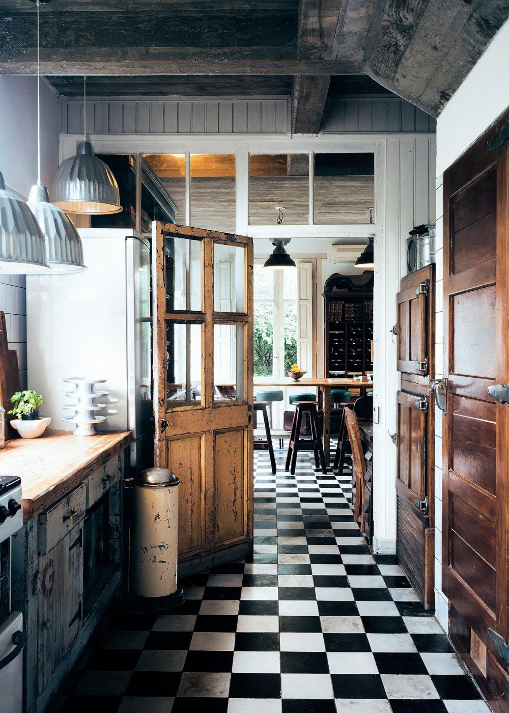 Modele de cuisine à l\'ancienne - Tout sur la cuisine et le mobilier ...