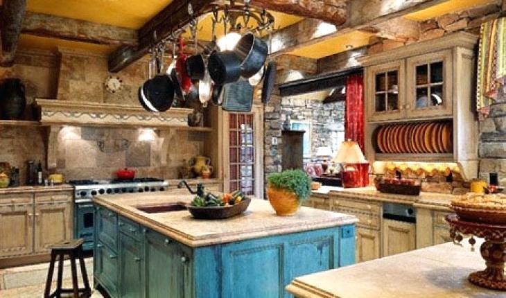 Idee deco pour cuisine campagnarde - Tout sur la cuisine et le ...