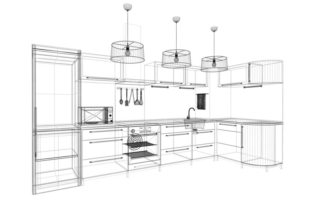 dimension de meuble de cuisine tout sur la cuisine et le. Black Bedroom Furniture Sets. Home Design Ideas