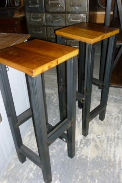 Fabriquer Un Tabouret De Bar En Bois Tout Sur La Cuisine