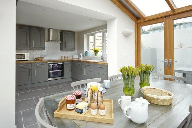 Modele de cuisine ouverte sur salle a manger - Tout sur la cuisine ...