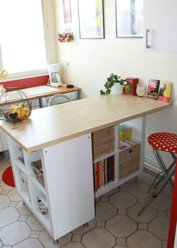 Faire un plan de cuisine chez ikea