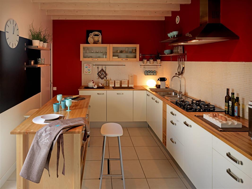 Deco Cuisine Peinture Aubergine