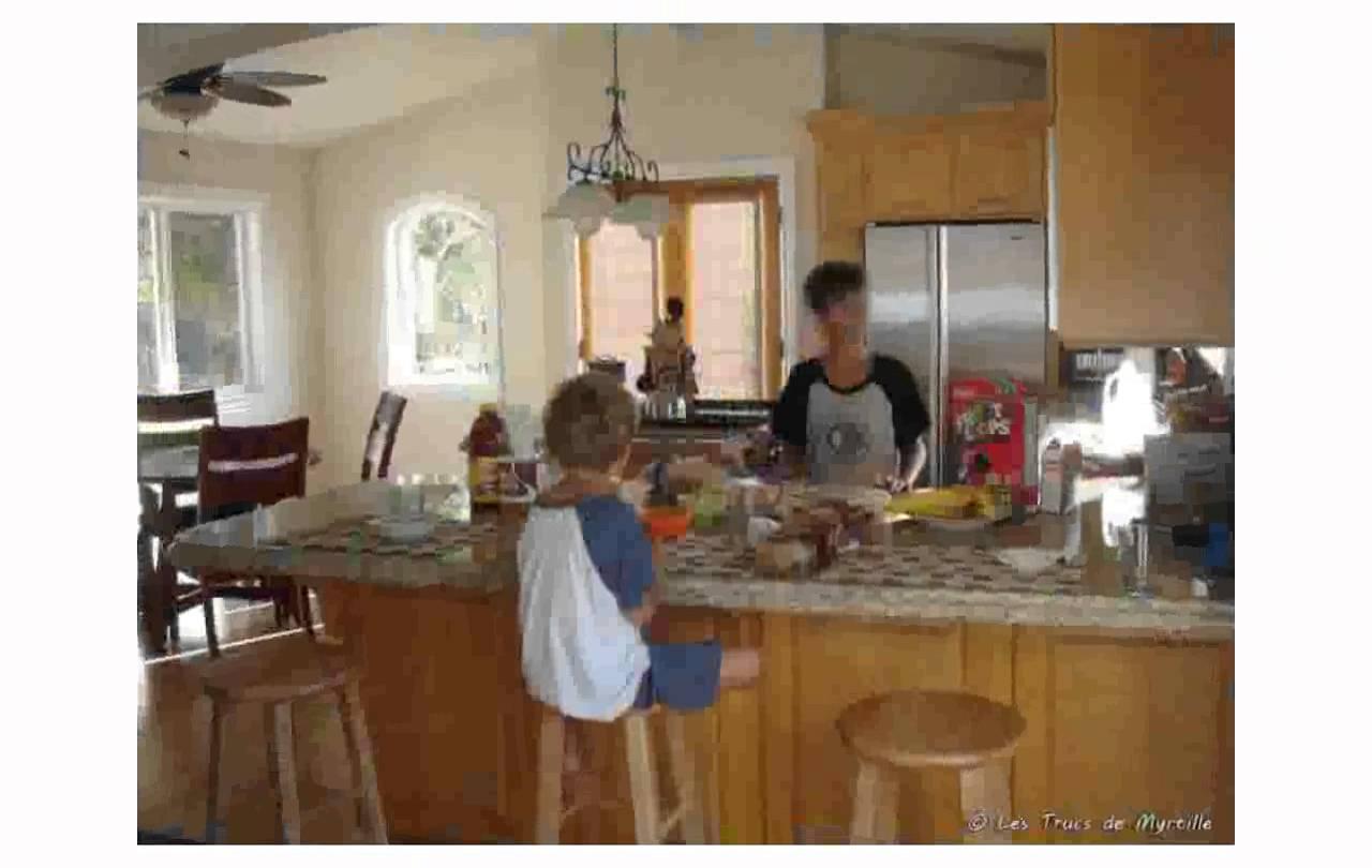 Modele de cuisine avec bar americain - Tout sur la cuisine et le ...
