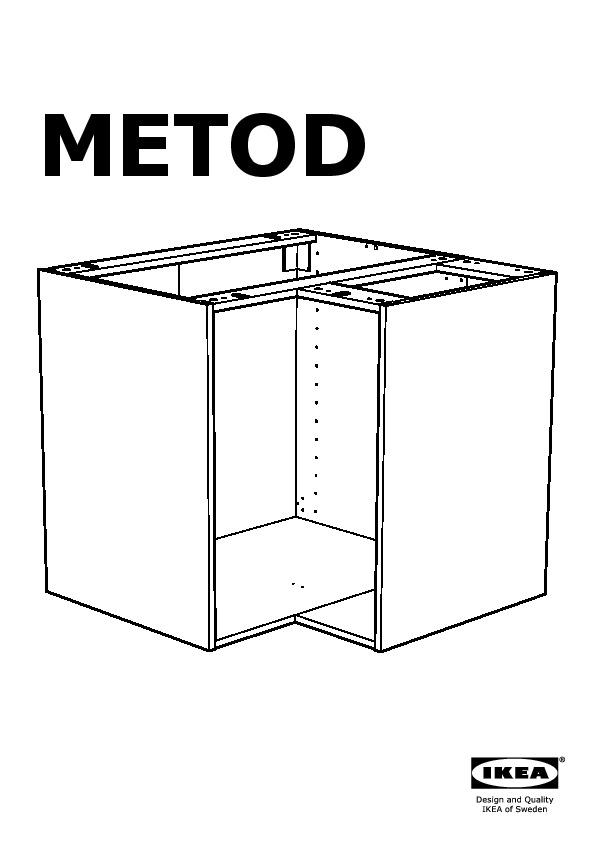 Meuble Angle Cuisine Ikea Metod Tout Sur La Cuisine Et Le
