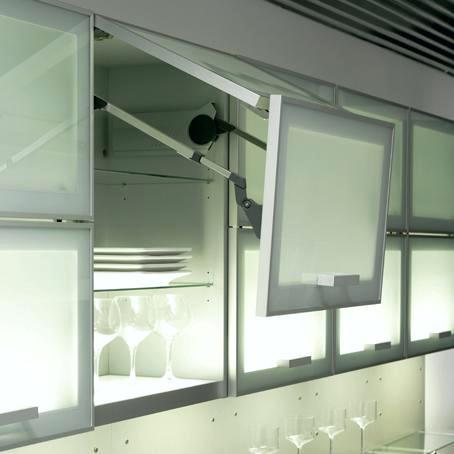 Meuble cuisine meubles haut cuisine verre - tendancesdesign.fr