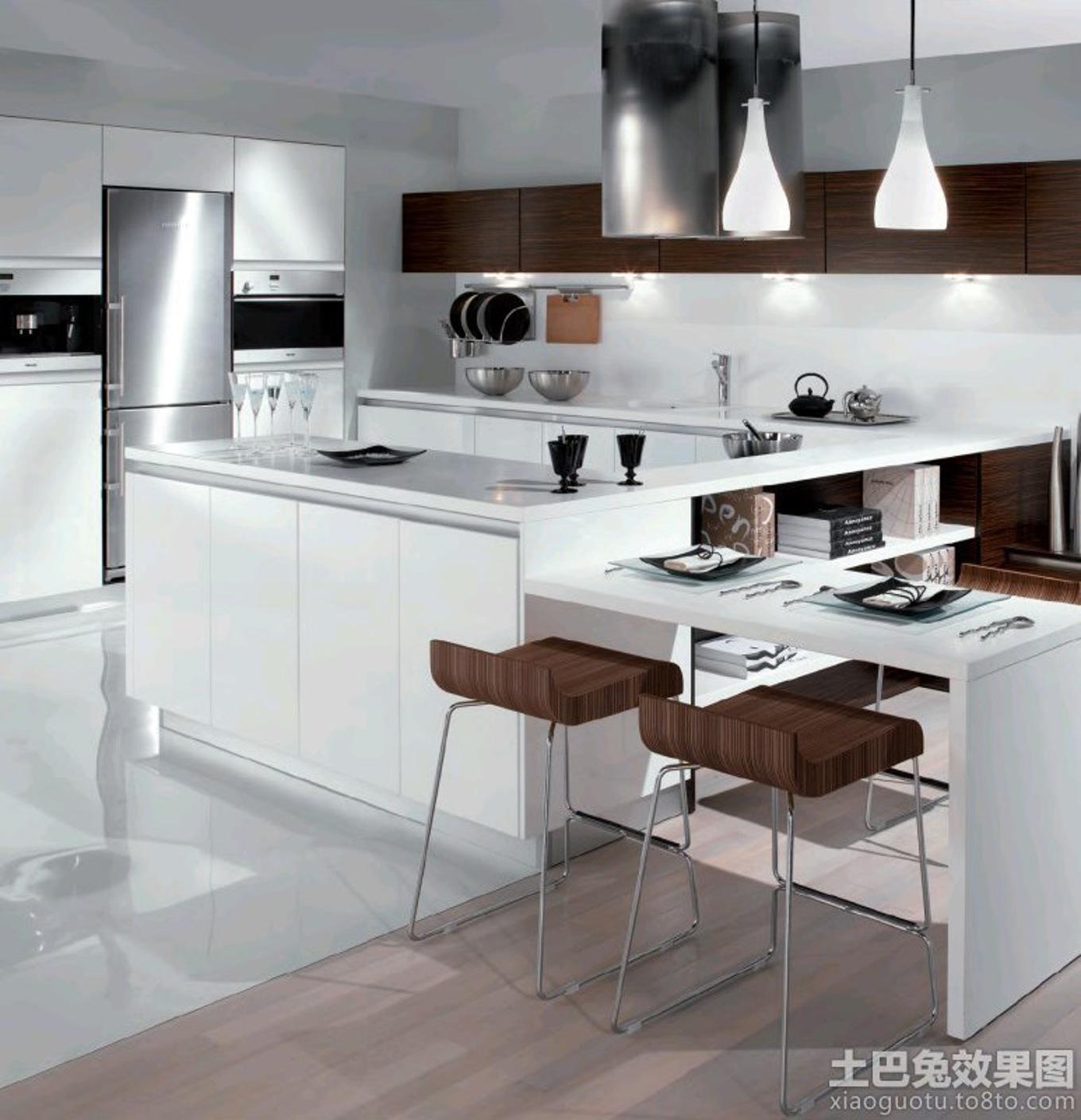 Modele petite cuisine moderne tout sur la cuisine et le mobilier cuisine - Petite cuisine moderne ...