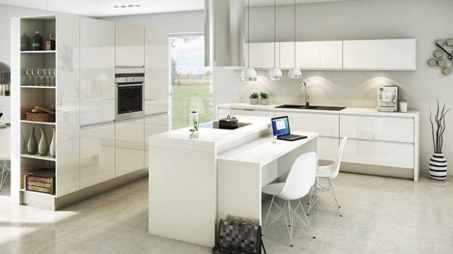 modele de cuisine avec ilot central ikea tout sur la cuisine et le mobilier cuisine. Black Bedroom Furniture Sets. Home Design Ideas