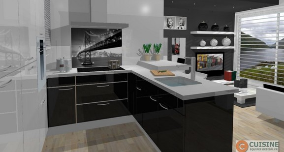 Modele cuisine quip e pas cher tout sur la cuisine et le mobilier cuisine - Tout pour la cuisine pas cher ...