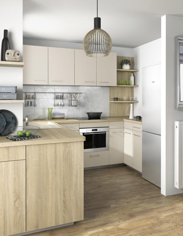 plan amenagement cuisine petit espace tout sur la. Black Bedroom Furniture Sets. Home Design Ideas