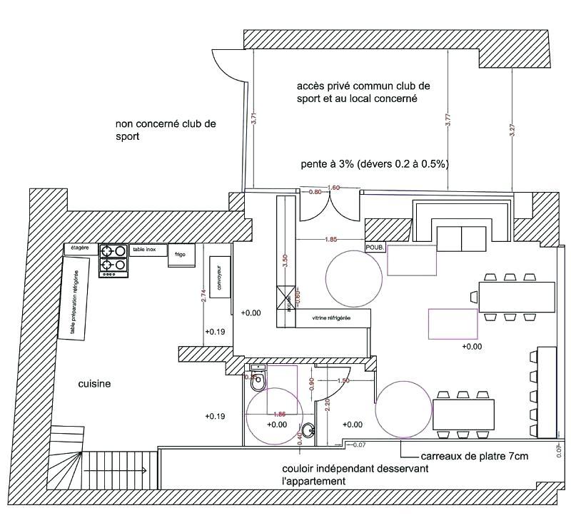 plan cuisine professionnelle gratuit tout sur la cuisine. Black Bedroom Furniture Sets. Home Design Ideas