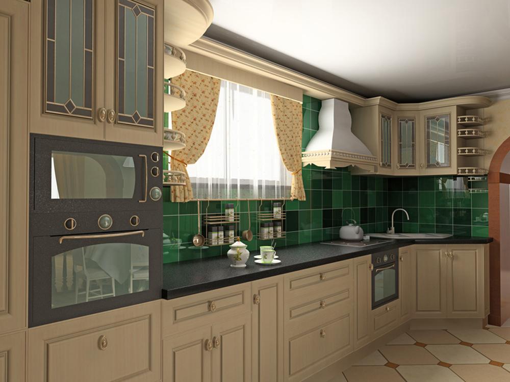 Modele De Cuisine Avec Granit Tout Sur La Cuisine Et Le Mobilier - Cuisine avec plan de travail en granit