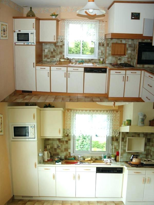 Admirable Peindre un meuble de cuisine stratifié - Tout sur la cuisine et le XP-32