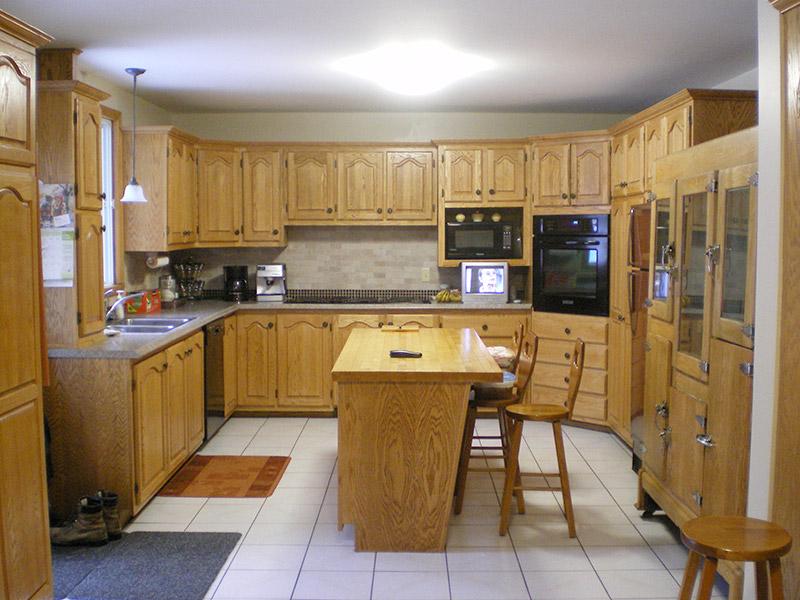 Plan d 39 armoire de cuisine en bois tout sur la cuisine et le mobilier cuisine - Modele de porte d armoire de cuisine ...