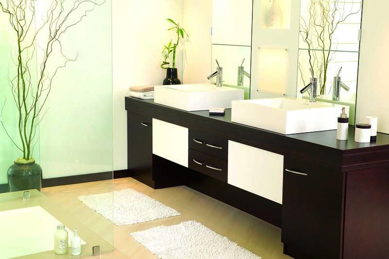 Meuble de cuisine pour salle de bain - Tout sur la cuisine ...