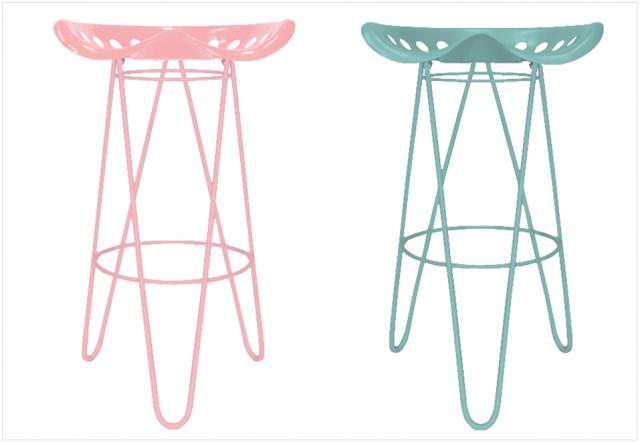 Tabouret de bar couleur - Tout sur la cuisine et le mobilier cuisine