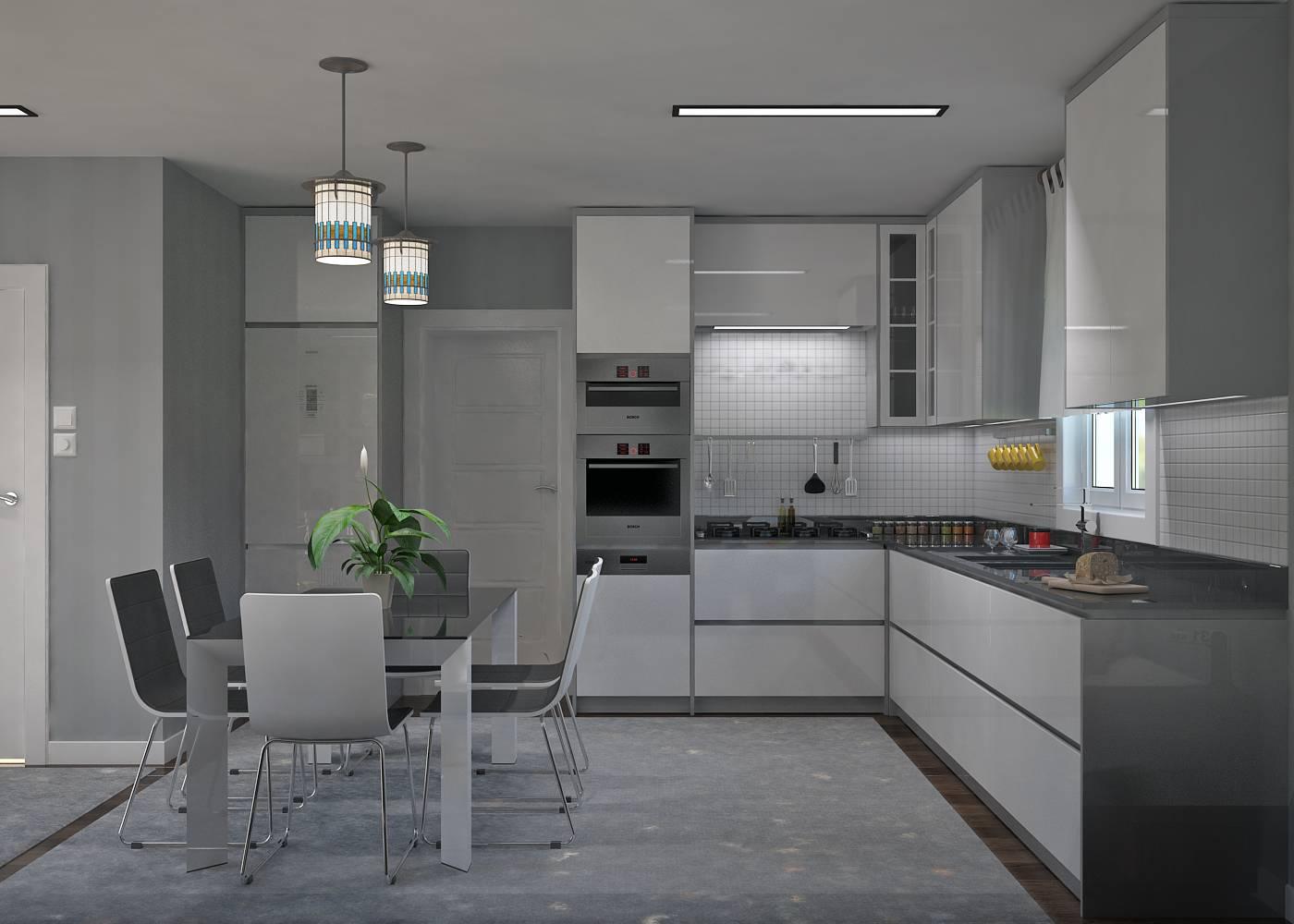Modele d\'une petite cuisine - Tout sur la cuisine et le mobilier cuisine