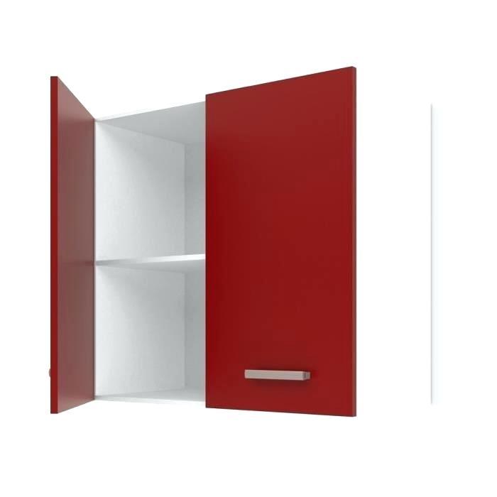 Porte de cuisine rouge ikea